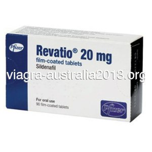 Buy Revatio in Australia